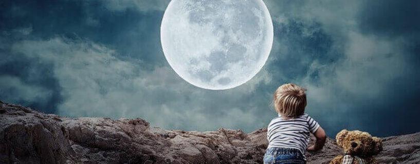 Moon and Lalkitab astrology